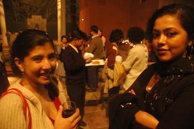Meenakshi Reddy & Rajni George