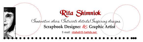 Rita S. Creative Resume