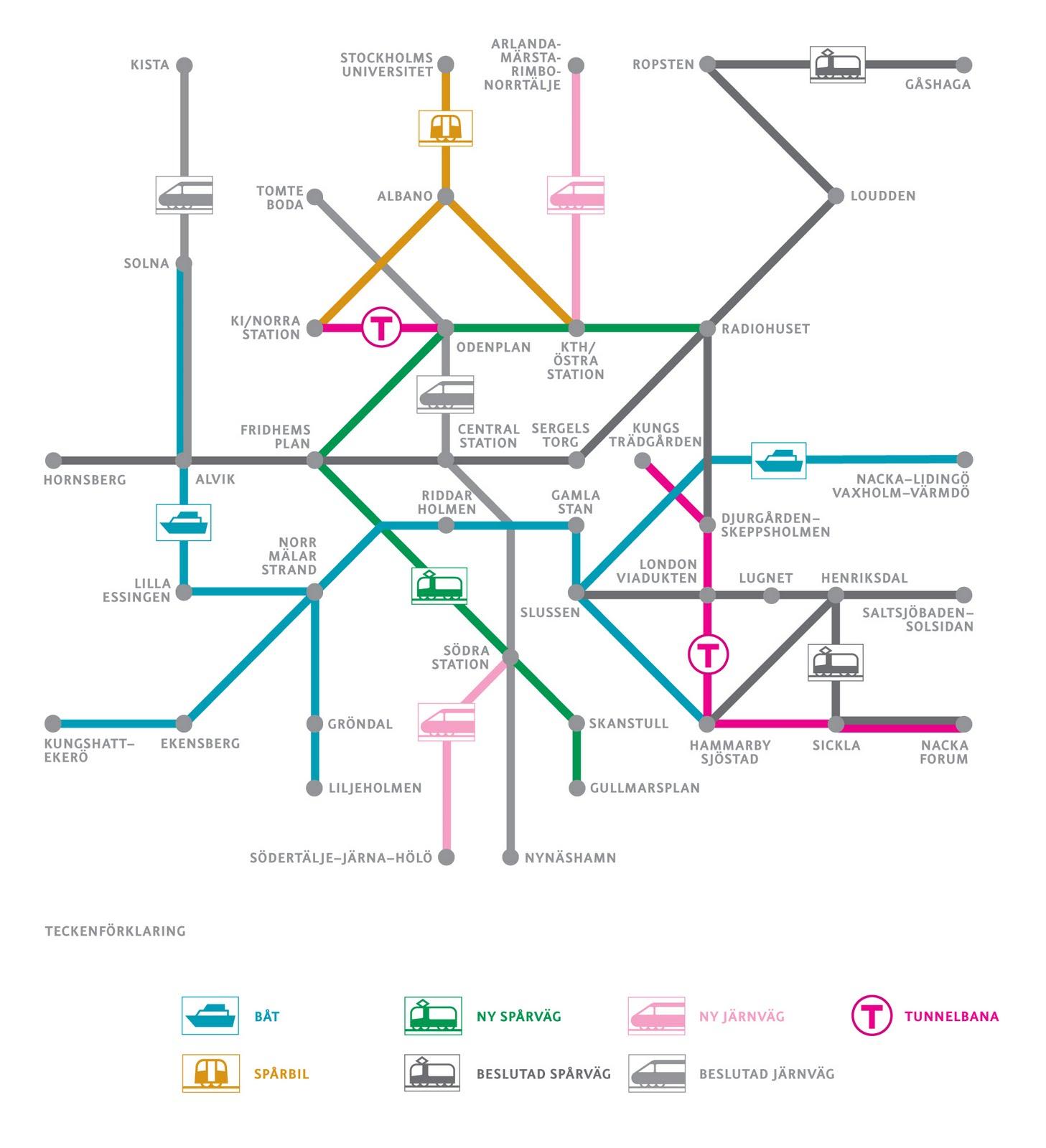 Andersson Pa Kungsholmen Ett Vaxande Stockholm Behover Mer Tunnelbana