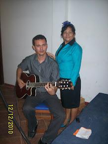 EU e meu irmão em Cristo Márcio Amaral
