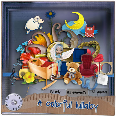paso colorful lullaby