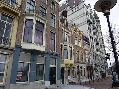 Las Casas del Vino (Wijnhaven Houses) de Rotterdam