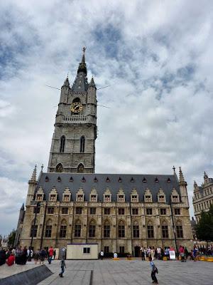 Torre de Belfort de Gante