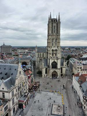 Catedral de San Bavón de Gante