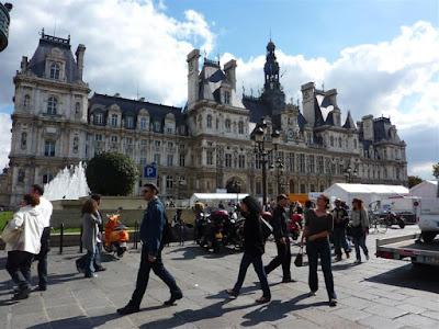Hôtel de Ville (Ayuntamiento de París)