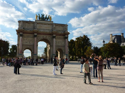 Arc de Triomphe du Carrousel de París