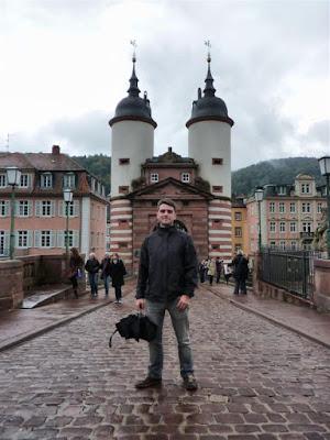 Puerta medieval de Heidelberg