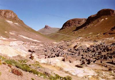 Portugalete en Bolivia