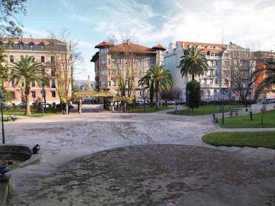 La noble villa de portugalete parte i txemi en las - Piscinas municipales portugalete ...