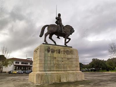 General Nuno Álvares Pereira en Batalha