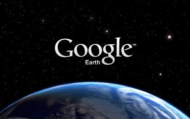 Google Earth Nuevos secretos Coordenadas.