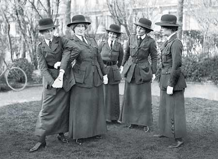 Women In Public Safety A Brief History Of Women In