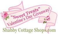"Valentine&#39;s Day ""Sweet Treats"" Giveaway,ends January 30th!"