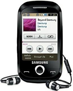 Samsung Metro TV and Samsung Corby TV Phone
