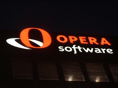 Opera Buy FastMail