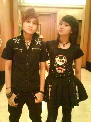 Dara And Mitha Of The Virgin