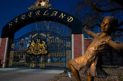 Replika Neverland Ranch Di Cina