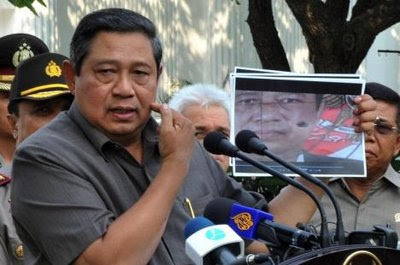 SBY And Terrorism