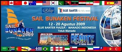 Sail Bunaken 2009