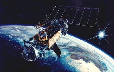 Indosat's Palapa-D Satellite