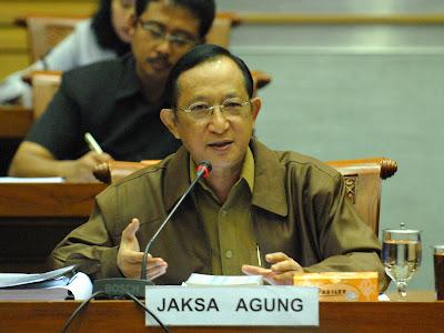 Jaksa Agung Hendarman Supandji