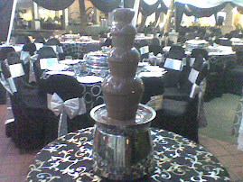 4-tier Chocolate Fountain