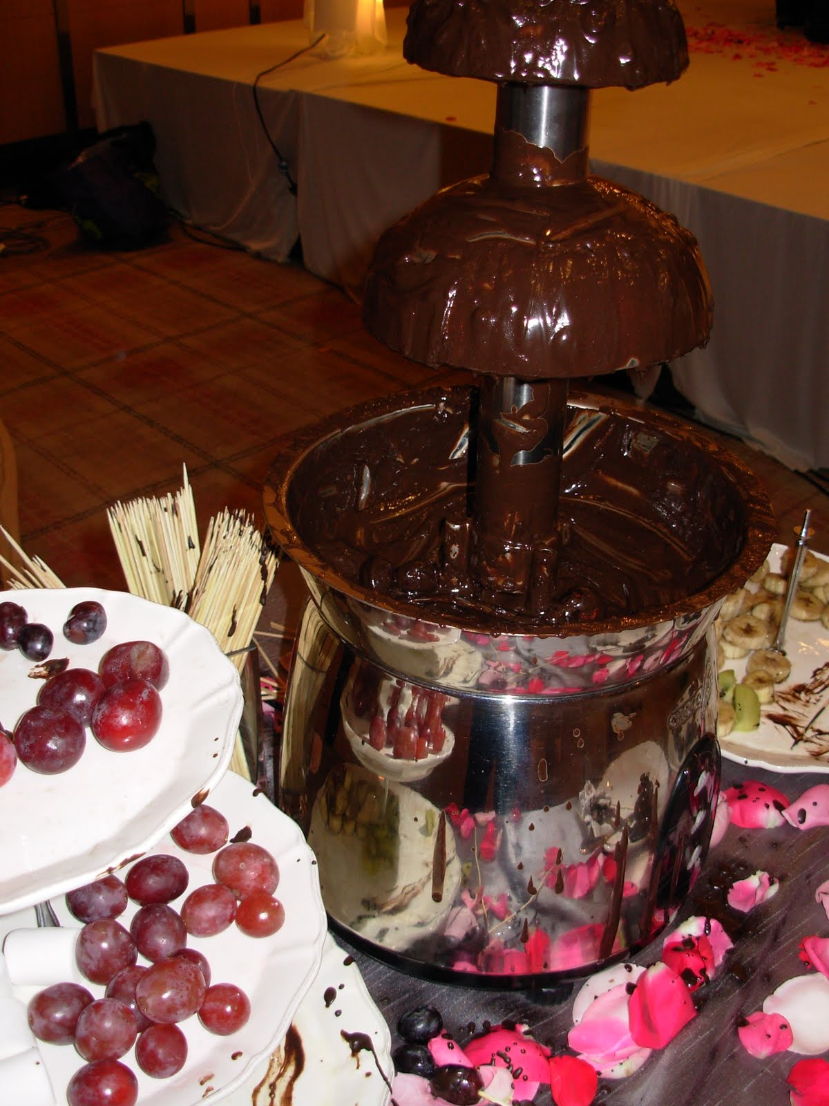 Chocolate Fountain For All Occasions December 2010
