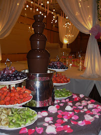 Glamourous Chocolate Fountain