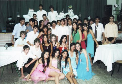 Egresados 2007