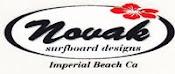 Novak Surfboard Designs