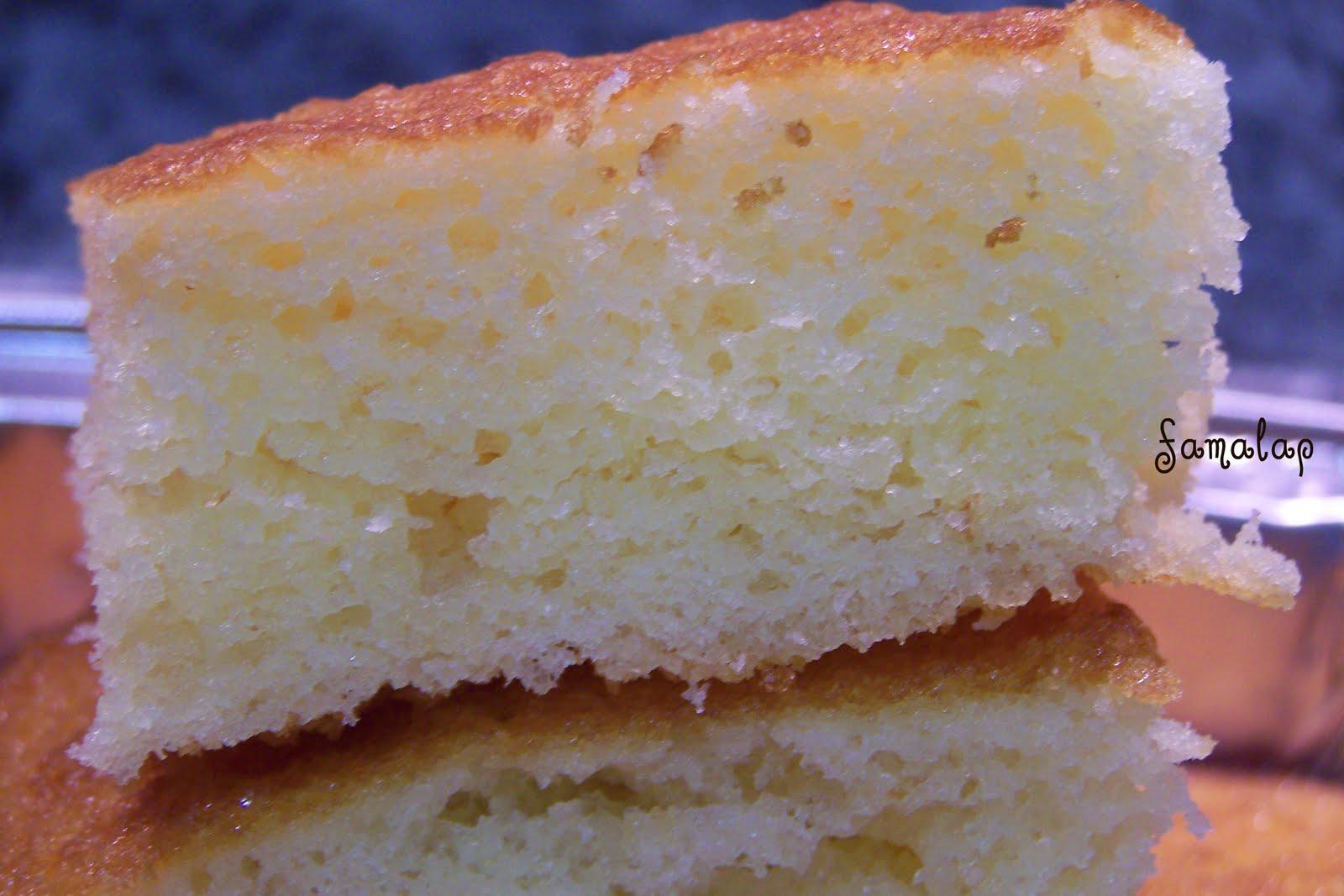 Cocina f cil sin gluten bizcocho de leche condensada - Cocina facil sin gluten ...