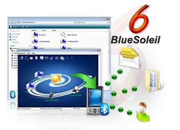 BlueSoleil v6.4.249.0 (Conecta tus dispositivos Bluetooth)