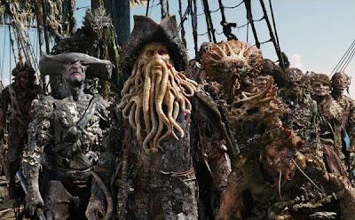 Piratas do Caribe - Com Efeitos Especiais