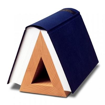 Marcador de Livro Triangular