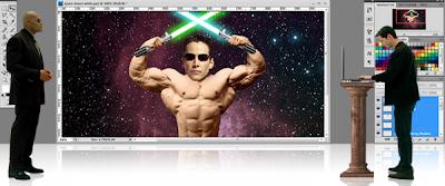 Eu sei Photoshop
