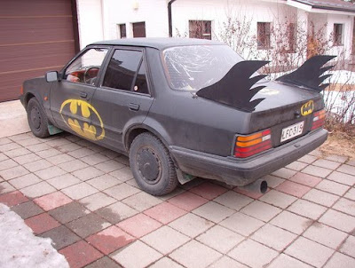 Batmobile pobre
