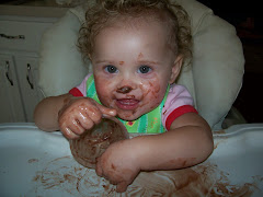 I LOVE Chocolate Pudding!