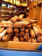 gorgeous Parisian baguettes