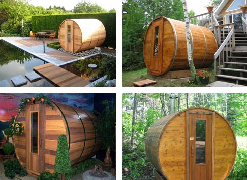 39 All About Modern Ideas 39 Cedar Barrel Sauna Outdoor
