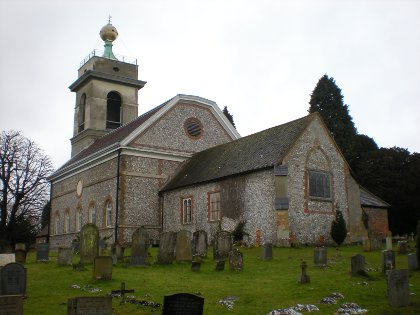 Church of Saint Lawrence, West Wycombe