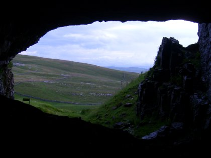 Victoria Cave near Langcliffe