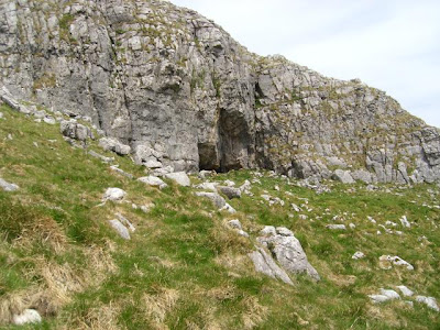Benscar Cave in the Attermire Area