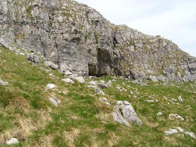 Benscar Cave in the Attermire Area