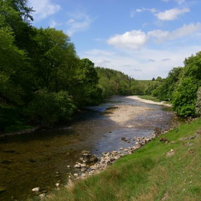 River at Linton, Yorkshire Dales