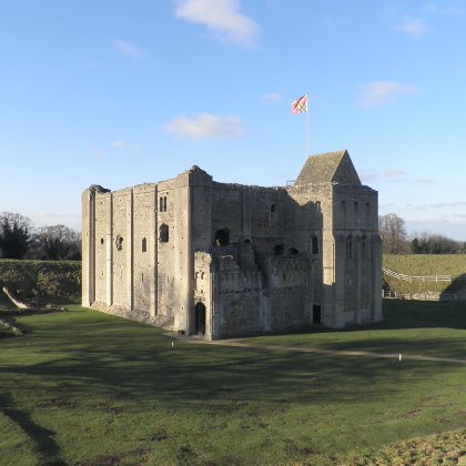 Castle Rising, Norfolk