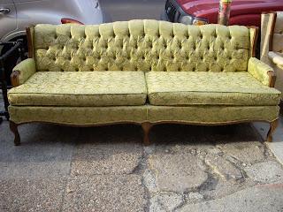 uhuru furniture collectibles amazing retro yellow green
