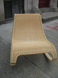 uhuru furniture collectibles cool wicker ikea rocking chair sold