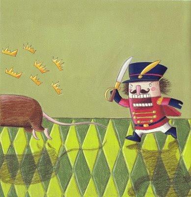 Literatura infantil bienvenidos el cascanueces y el for Cascanueces jardin infantil
