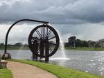 Roda dagua Do Lago Jk