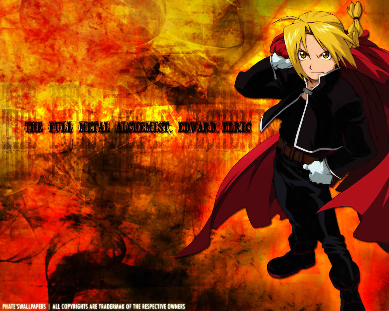 Full Metal Alchemist HD & Widescreen Wallpaper 0.9349421034885